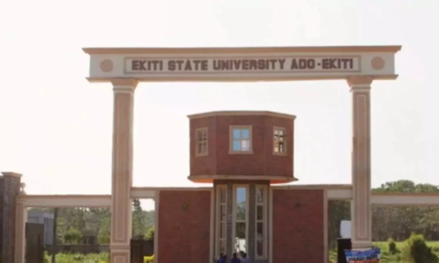 Ekiti university medical students