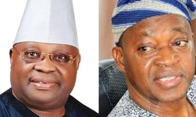 The Supreme Court has fixed judgment for 5 July 2019 in the appeals filed by Senator Ademola Adeleke of the Peoples Democratic Party (PDP) in respect of the dispute over the last governorship election in Osun State.