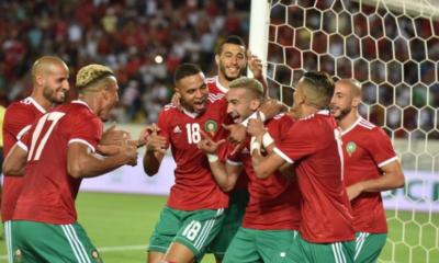 Morocco AFCON