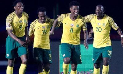 Madagascar South Africa AFCON