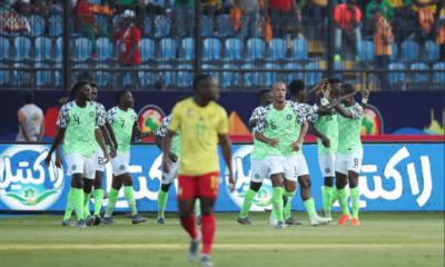 Nigeria Cameroon