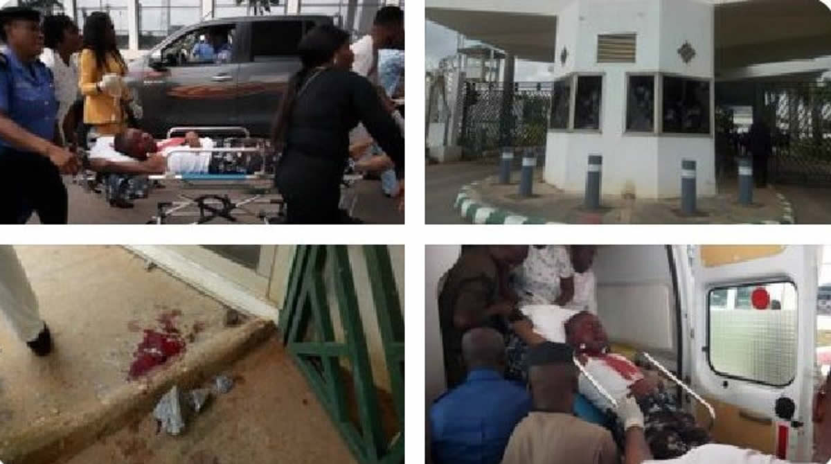 Shiite members shoot policemen at NASS
