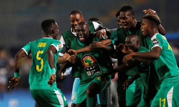 Senegal Benin