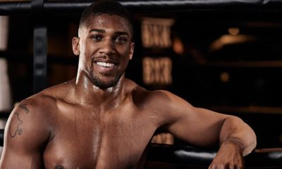 'It's very difficult for me to find love'– Anthony Joshua reveals