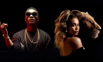 Beyoncé's Wizkid