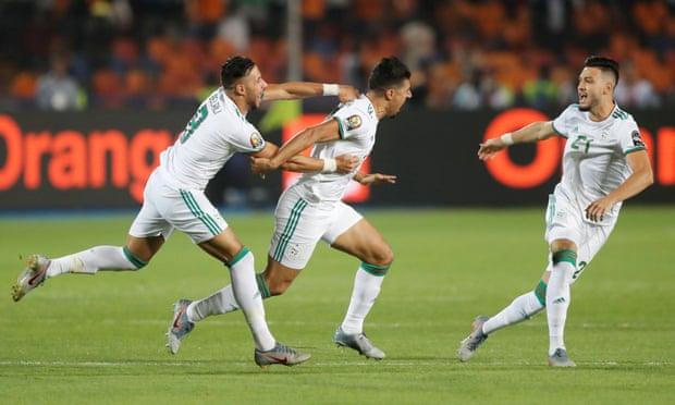 Algeria AFCON Final