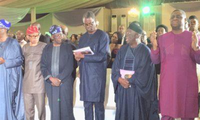 Funke Olakunrin's night of tribute