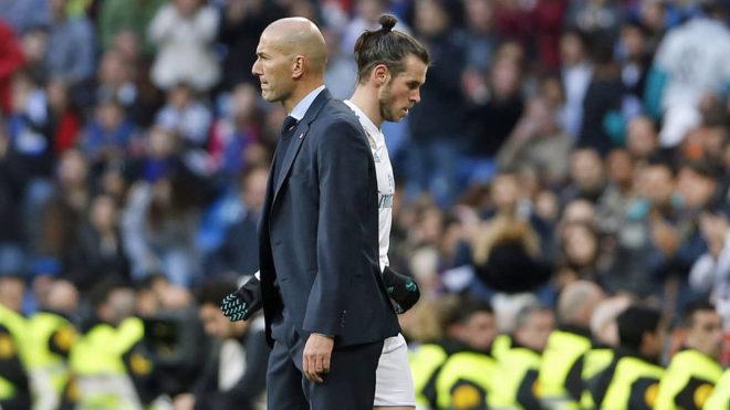 Zidane's Madrid Bale's