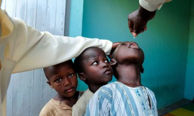 polio-free Nigeria