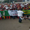 Togolese protest