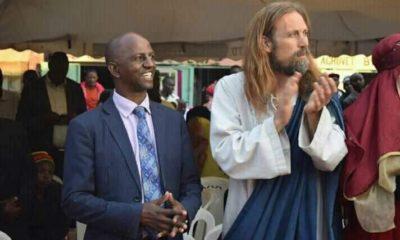 Kenyan pastor 'Jesus'