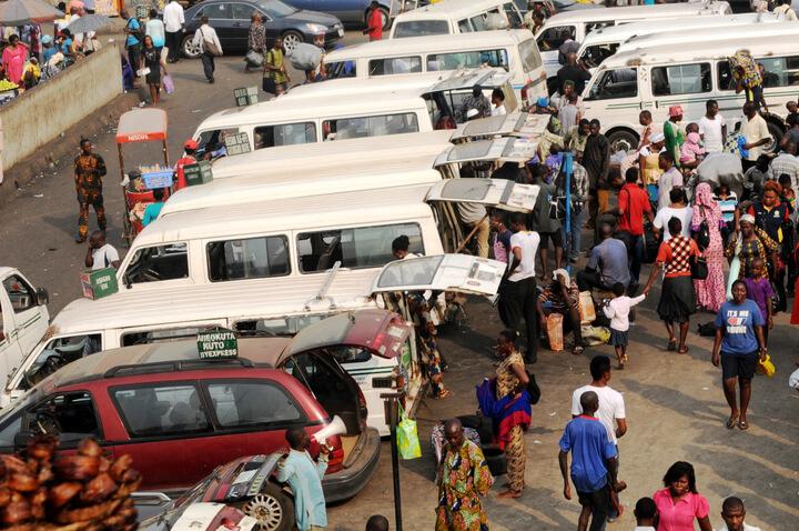 Lagos woman ammunition