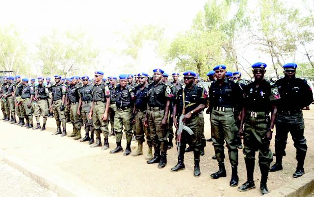 kogi policemen recruitment