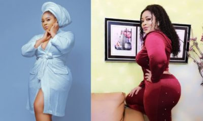 Nollywood actress Omoborty