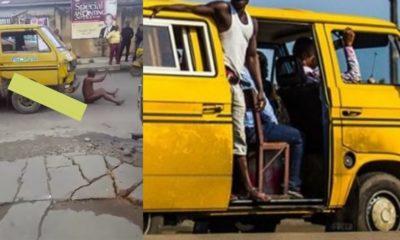 Lagos driver