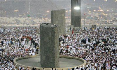Saudi stoning pilgrim