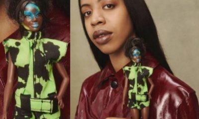 Mowalola Ogunlesi Barbie