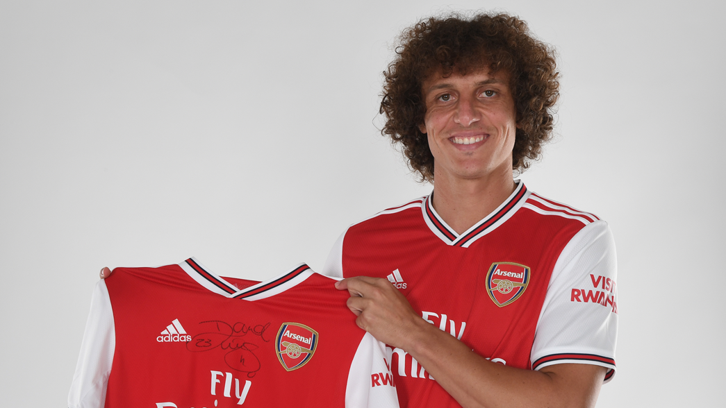 Arsenal David Luiz