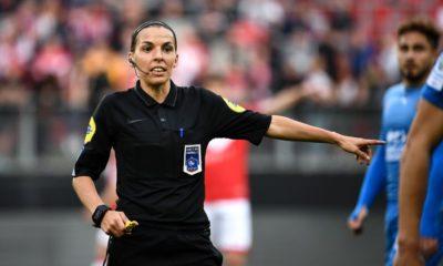 UEFA female referee