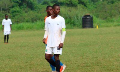 Captain Babatunde