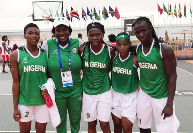 Nigeria African Games medals