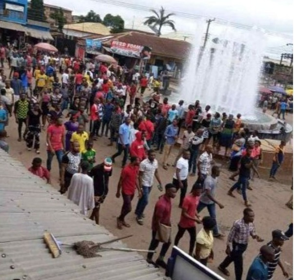 Ebonyi traders