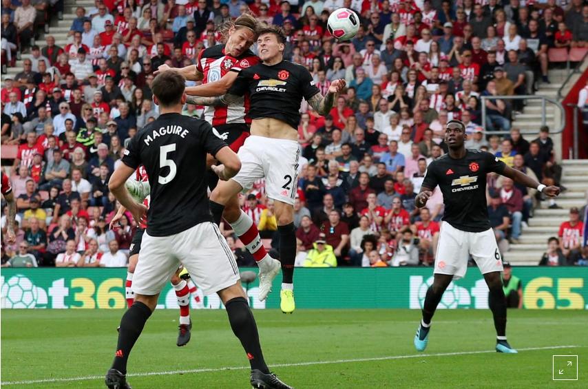 Manchester Southampton