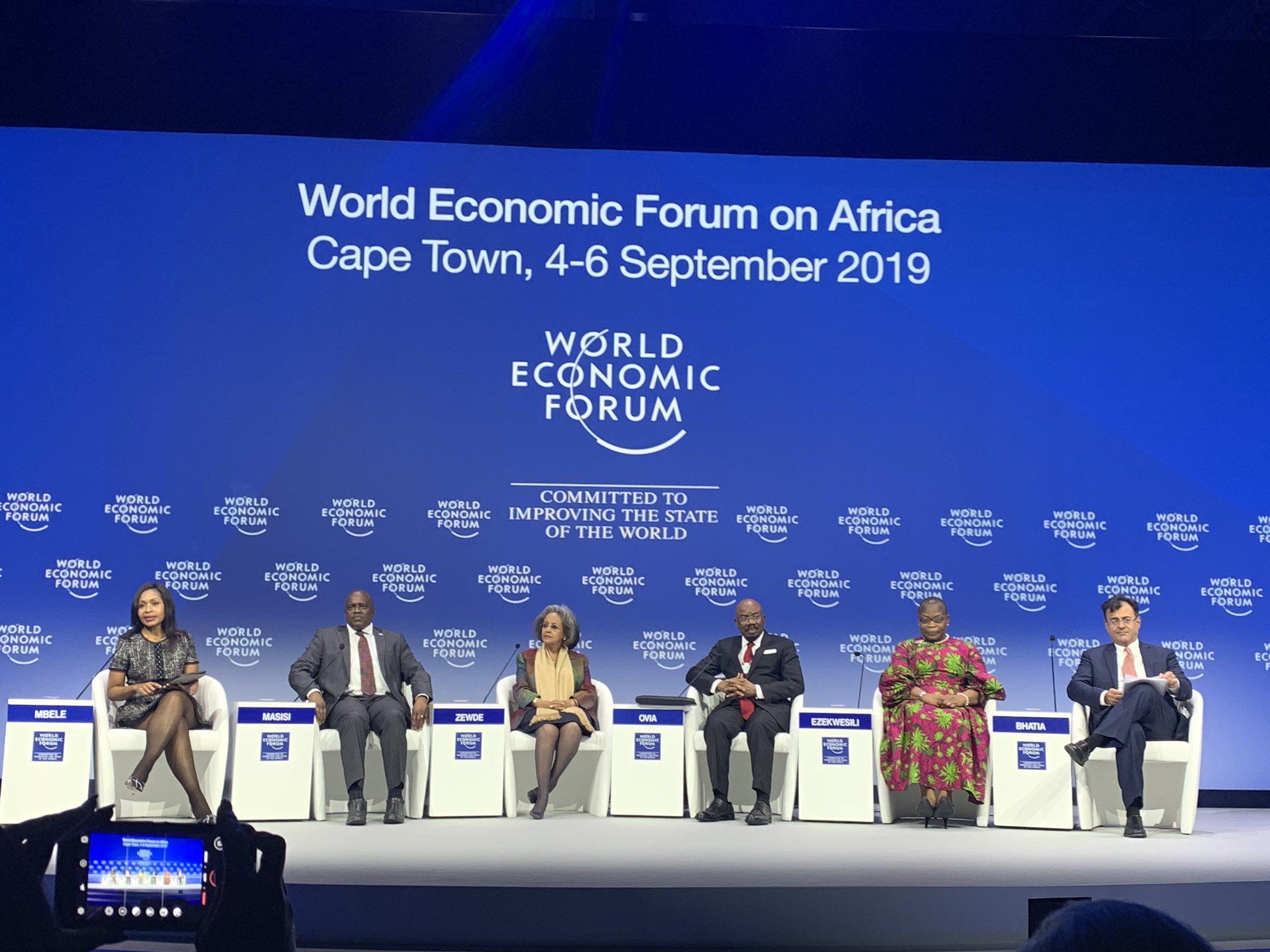 Oby Ezekwesili WEF