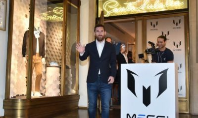 Messi clothing