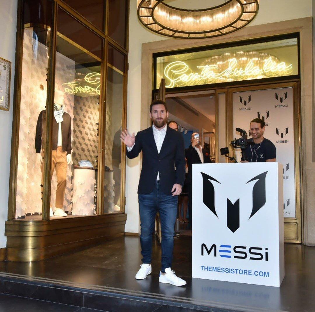 Messi clothing
