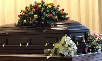 Church funeral