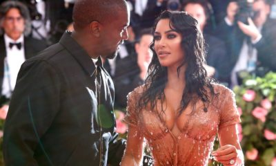 Kim Kardashian West pens down lovely words on husband, Kanye's 43rd birthday