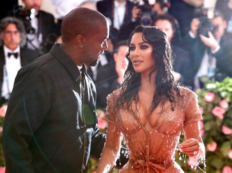 Kim Kardashian West pens down lovely words on husband, Kanye's 43rd birthday