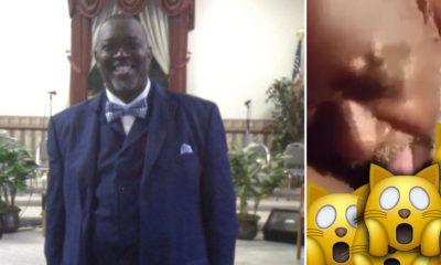 Pastor Wilson sex