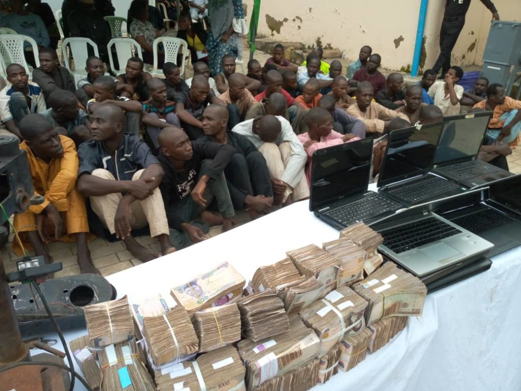 suspected kidnappers