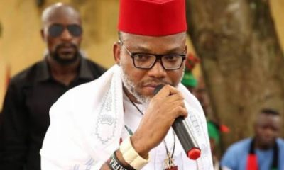 Nigerian Army can't win the war against Boko Haram, says Nnamdi Kanu