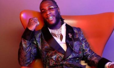 Brit Awards Burna Boy