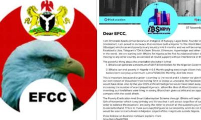 EFCC poverty