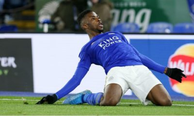 My childhood friend who forgot me once he became famous- Man calls out Kelechi Iheanacho