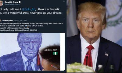 Trump artist