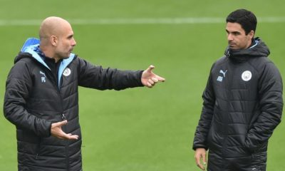 Guardiola Arteta