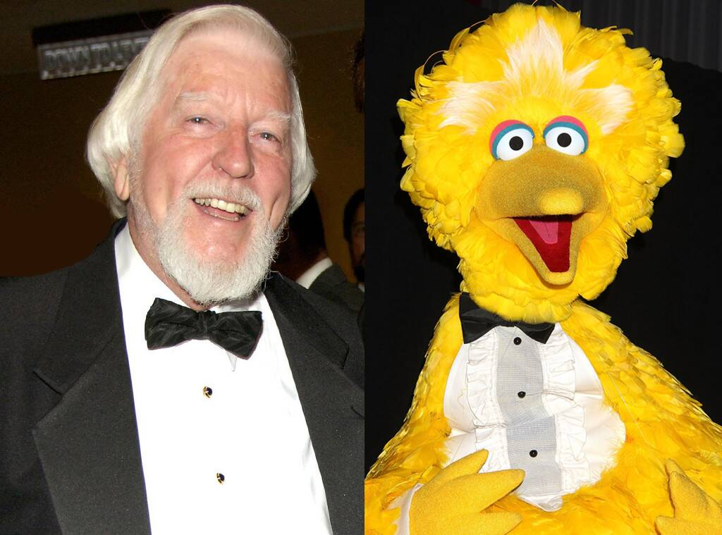 Caroll Spinney Puppeteer Who Performed Sesame Street S Big