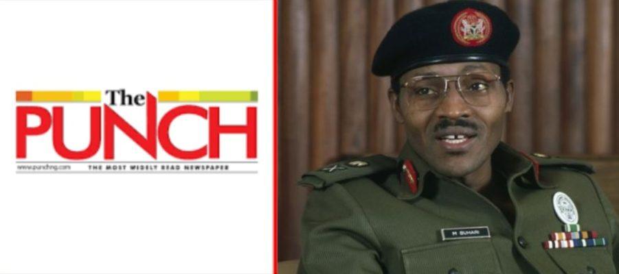 General Buhari Presidency