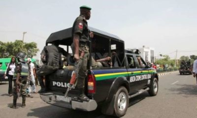 Eid-El- Fitr: Police set to enforce total lockdown in Kaduna