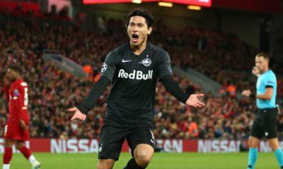 Salzburg's midfielder