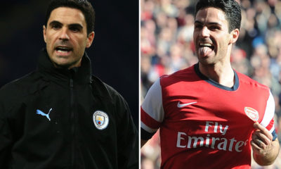 Arsenal Arteta