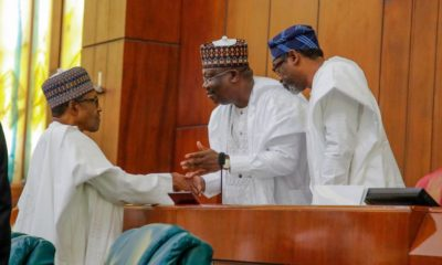 Buhari overpaid