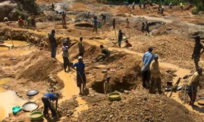 Hogan Lovells mining pit