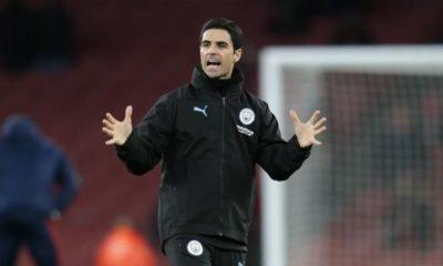 Arteta Arsenal Coaching