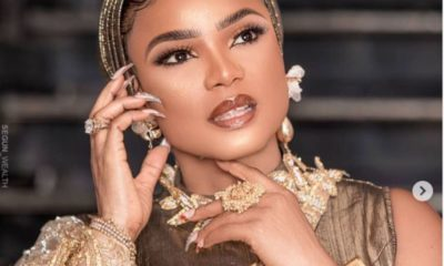 'Love wins here', Iyabo Ojo says as she flaunts engagement ring